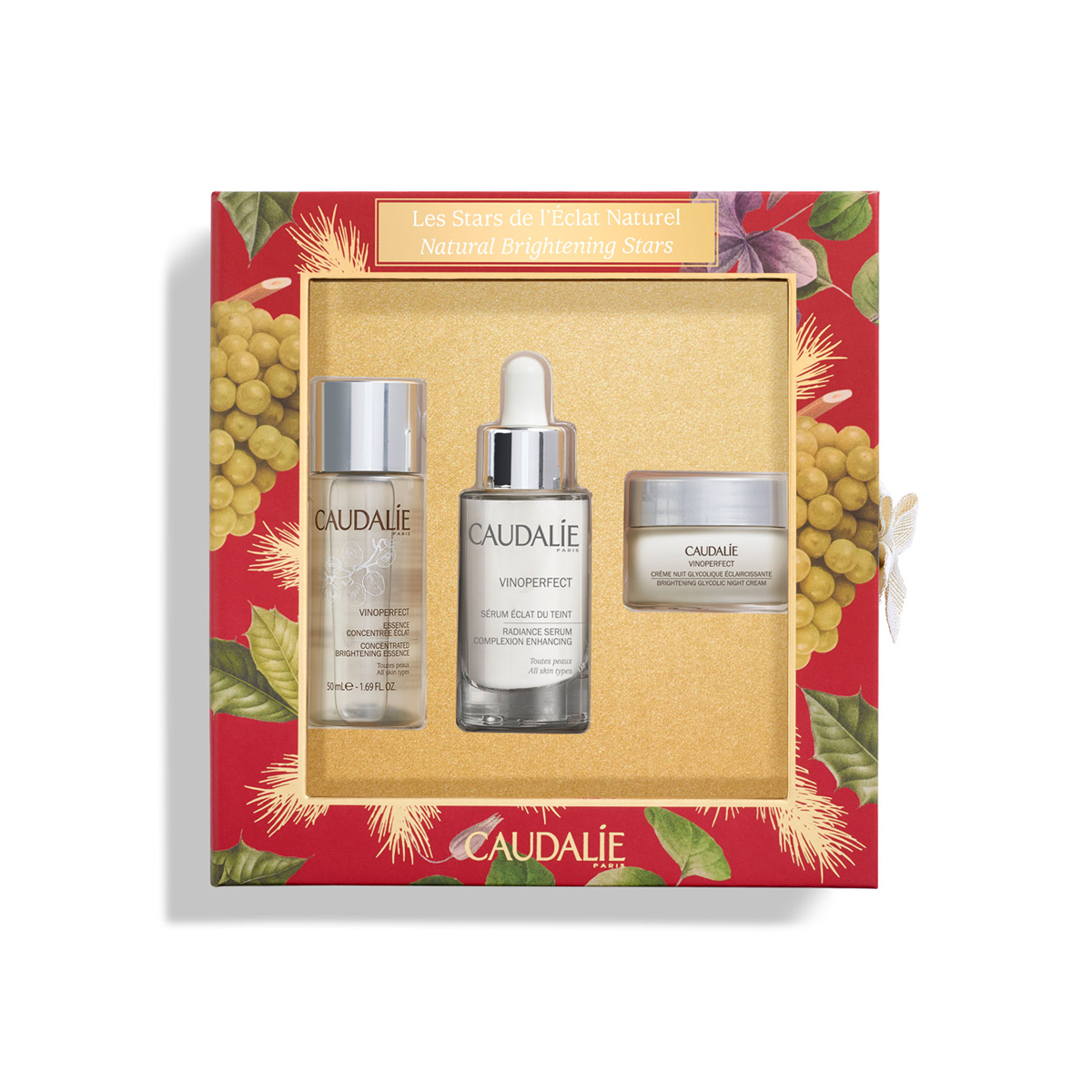 Coffret Vinoperfect Éclat Naturel